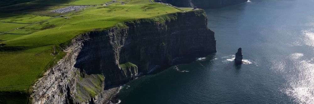 The Iconic Cliffs of Moher in Ireland