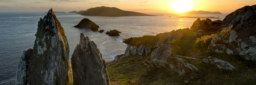 Dingle, County Kerry, part of our Tours of Ireland