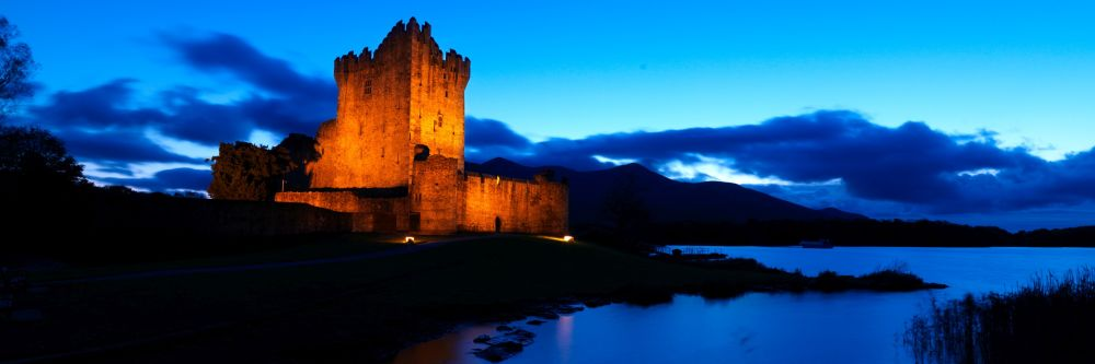 Ross Castle, County Kerry, part of our Tours of Ireland