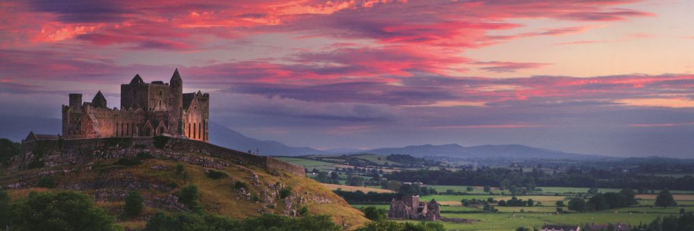 Rock of Cashel, captured on one of our Ireland Tours