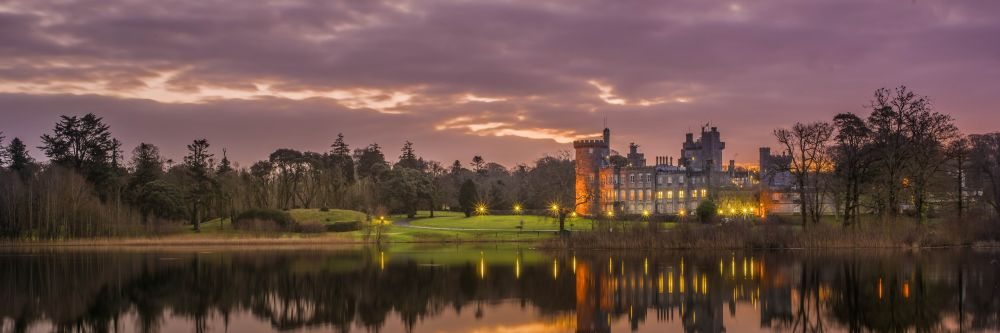 Dromoland Castle, great private tour accommodation in Ireland